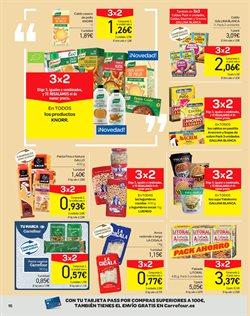 Ofertas de Gallina Blanca  en el folleto de Carrefour en Zaragoza