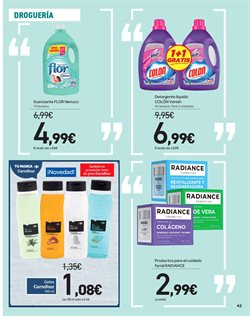Ofertas de Gel de baño  en el folleto de Carrefour en Madrid