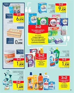 Ofertas de Papel higiénico  en el folleto de Carrefour en San Sebastián de los Reyes