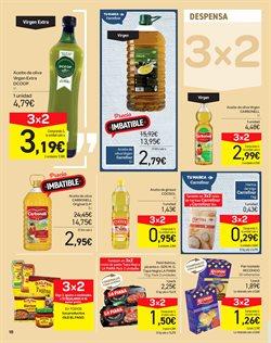 Ofertas de Aceite de oliva  en el folleto de Carrefour en Santa Lucía de Tirajana