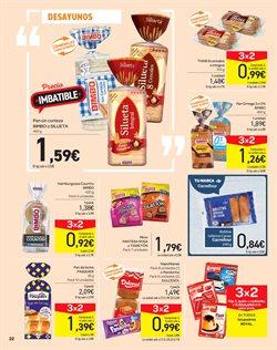 Ofertas de Bollería  en el folleto de Carrefour en Telde