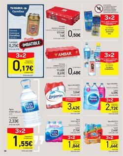 Ofertas de Cerveza  en el folleto de Carrefour en Las Palmas de Gran Canaria