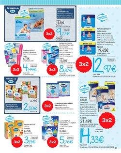 Ofertas de Leche  en el folleto de Carrefour en San Cristobal de la Laguna (Tenerife)