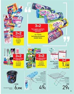Ofertas de Textiles comedor  en el folleto de Carrefour en Santa Cruz de Tenerife