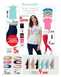 Ofertas de Zapatillas  en el folleto de Carrefour en Telde