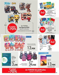 Ofertas de Juguetes  en el folleto de Carrefour en Santa Lucía de Tirajana