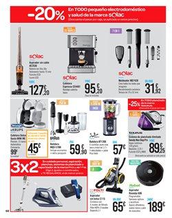 Ofertas de Pequeños electrodomésticos  en el folleto de Carrefour en Telde