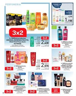 Ofertas de Maquillaje  en el folleto de Carrefour en Castelldefels