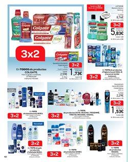 Ofertas de Sanex  en el folleto de Carrefour en Barcelona