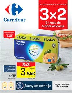 Ofertas de Carrefour  en el folleto de Cartagena