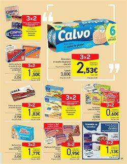 Ofertas de Cuca  en el folleto de Carrefour en Pamplona