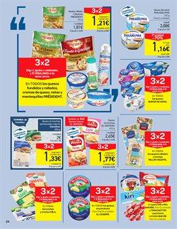 Ofertas de Queso  en el folleto de Carrefour en Mijas