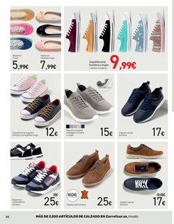 38879b622a2cb Ofertas de Zapatos hombre en el folleto de Carrefour en Puerto de Sagunto