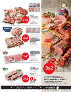 Ofertas de El Pozo  en el folleto de Carrefour en Palencia