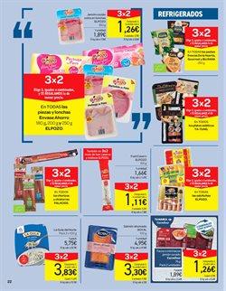 Ofertas de Chorizo  en el folleto de Carrefour en Palencia