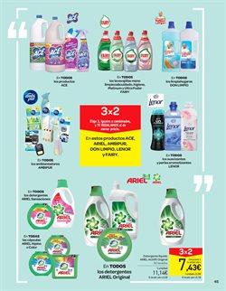 Ofertas de Ariel  en el folleto de Carrefour en Ávila