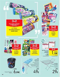 Ofertas de Desechables  en el folleto de Carrefour en A Coruña