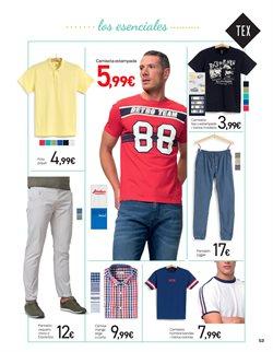 Ofertas de Camiseta  en el folleto de Carrefour en Valladolid