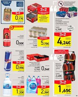 Ofertas de Cerveza  en el folleto de Carrefour en San Fernando