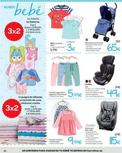 Ofertas de Cunas  en el folleto de Carrefour en Sevilla