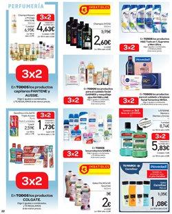 Ofertas de Nivea  en el folleto de Carrefour en San Fernando