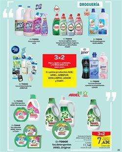 Ofertas de Detergente lavavajillas  en el folleto de Carrefour en Algeciras