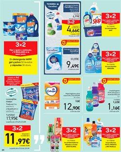 Ofertas de Pastillas para lavavajillas  en el folleto de Carrefour en Chiclana de la Frontera