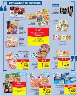 Ofertas de Pescanova  en el folleto de Carrefour en Alcalá de Henares