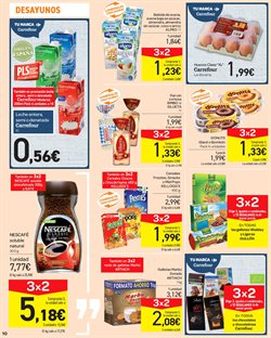 Ofertas de Chocolate  en el folleto de Carrefour en Palma de Mallorca