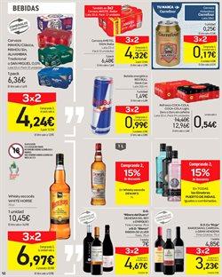 Ofertas de Vino tinto  en el folleto de Carrefour en Palma de Mallorca