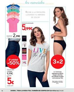 Ofertas de Ropa mujer  en el folleto de Carrefour en Alcalá de Henares