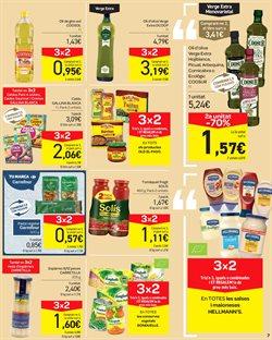 Ofertas de Aceite de oliva  en el folleto de Carrefour en Premià de Mar
