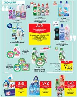 Ofertas de Suavizante  en el folleto de Carrefour en Viladecans