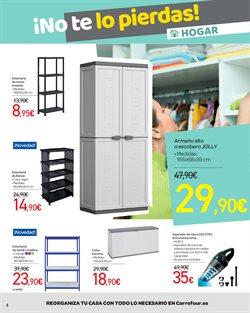 Ofertas de Armarios  en el folleto de Carrefour en Madrid