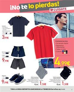 Ofertas de Moda  en el folleto de Carrefour en Murcia
