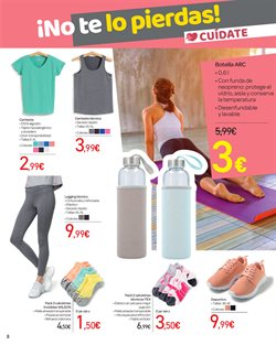 Ofertas de Top de deporte  en el folleto de Carrefour en Madrid