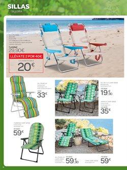 Ofertas de Sillas  en el folleto de Carrefour en Bilbao
