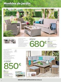 Ofertas de Muebles de salón  en el folleto de Carrefour en Sevilla