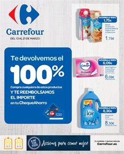 Ofertas de Hiper-Supermercados  en el folleto de Carrefour en Roquetas de Mar