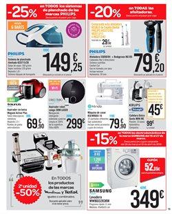 Ofertas de Plancha  en el folleto de Carrefour en Alicante
