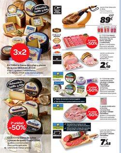 Ofertas de Campofrío  en el folleto de Carrefour en Telde
