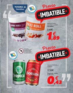 Ofertas de Celulosa  en el folleto de Carrefour en Telde