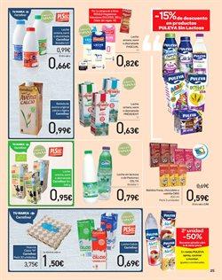 Ofertas de Leche  en el folleto de Carrefour en Telde