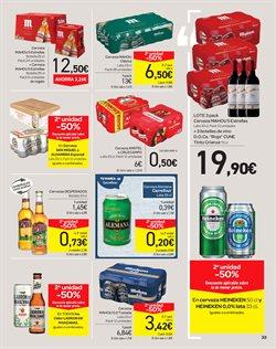 Ofertas de Heineken  en el folleto de Carrefour en Vecindario