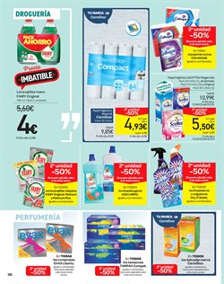 Ofertas de Productos de limpieza  en el folleto de Carrefour en La Orotava