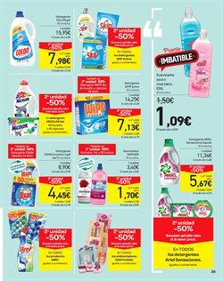 Ofertas de Skip  en el folleto de Carrefour en Telde