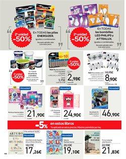 Ofertas de Artículos de plástico  en el folleto de Carrefour en Telde