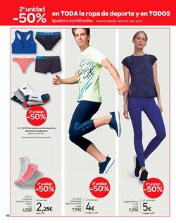 Ofertas de Ropa mujer  en el folleto de Carrefour en Santa Cruz de Tenerife