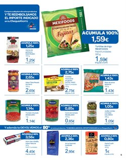 Ofertas de Pizza  en el folleto de Carrefour en Palma de Mallorca
