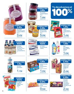Ofertas de Agua  en el folleto de Carrefour en Madrid